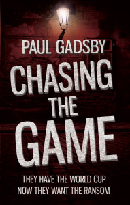 Chasing the Game front cover