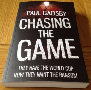 Chasing the Game cover