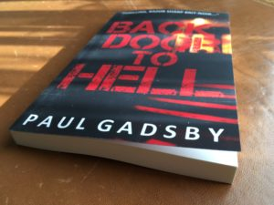 Back Door to Hell paperback