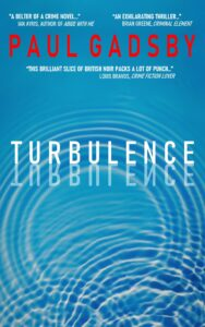 Turbulence front cover